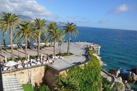 Balcon De Europa Nerja Spain Someday I Ll Make It Back Spanje