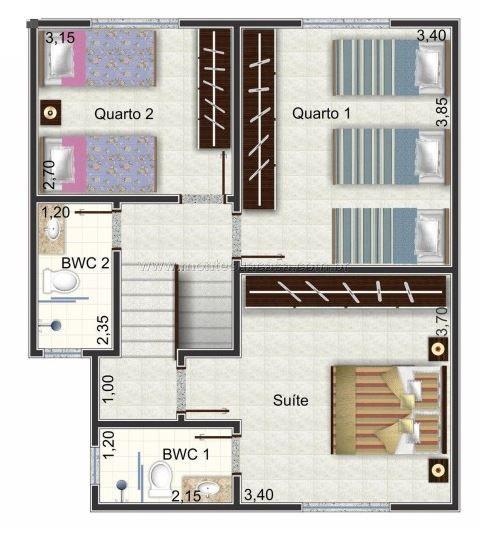 planos de casas pequenas de dos plantas proyectos que