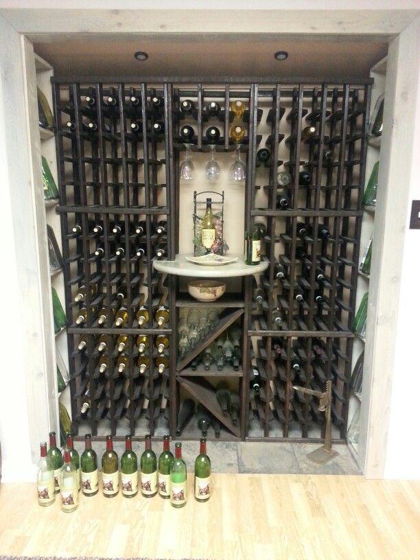 Diy wine cellar   Diy wine cellar, Diy wine, Wine cellar