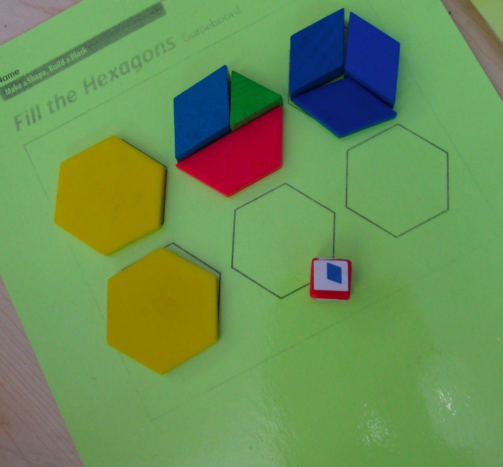 Joyful Self Portraits Thinking Maps Joyful Learning Hexagon Game