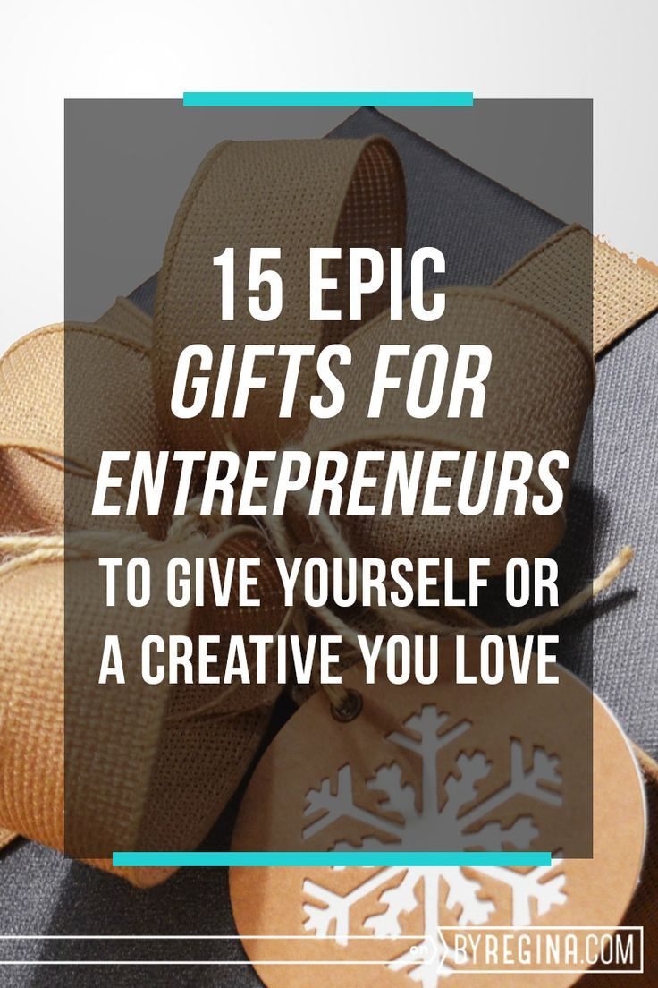 Gifts For Entrepreneurs Top 15 Small Business Owners