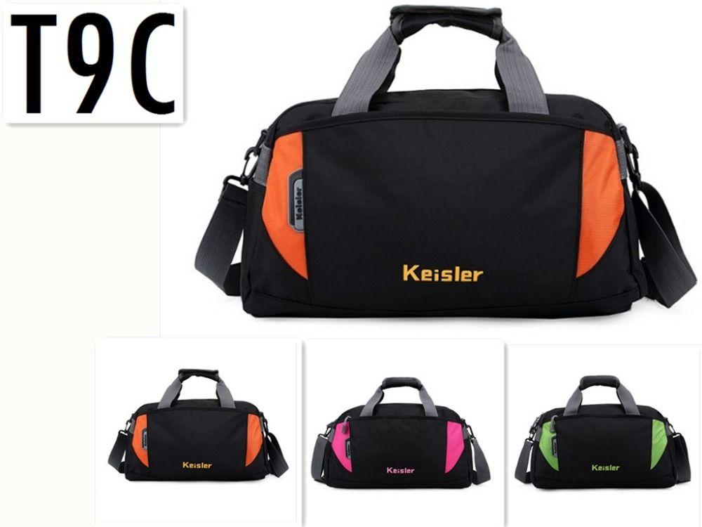 aa91b4e923 keisler HOT Nylon Material Portable Bags Big Gym Bag For Women and Men 23 40