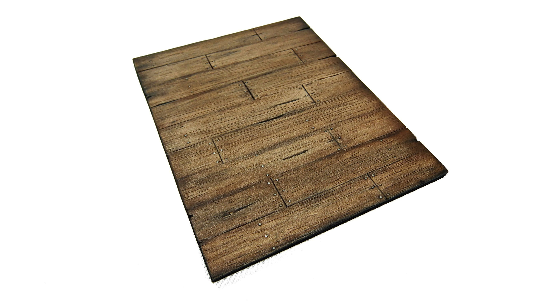 16 Wooden Floor Dio Tutorial