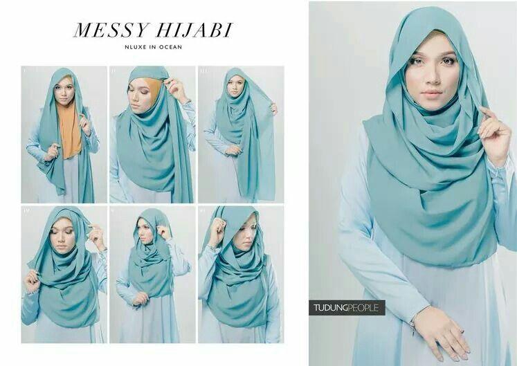 Lemarih Hoodie Tutorial Hijab Fashion Hijab Tutorial Cute766