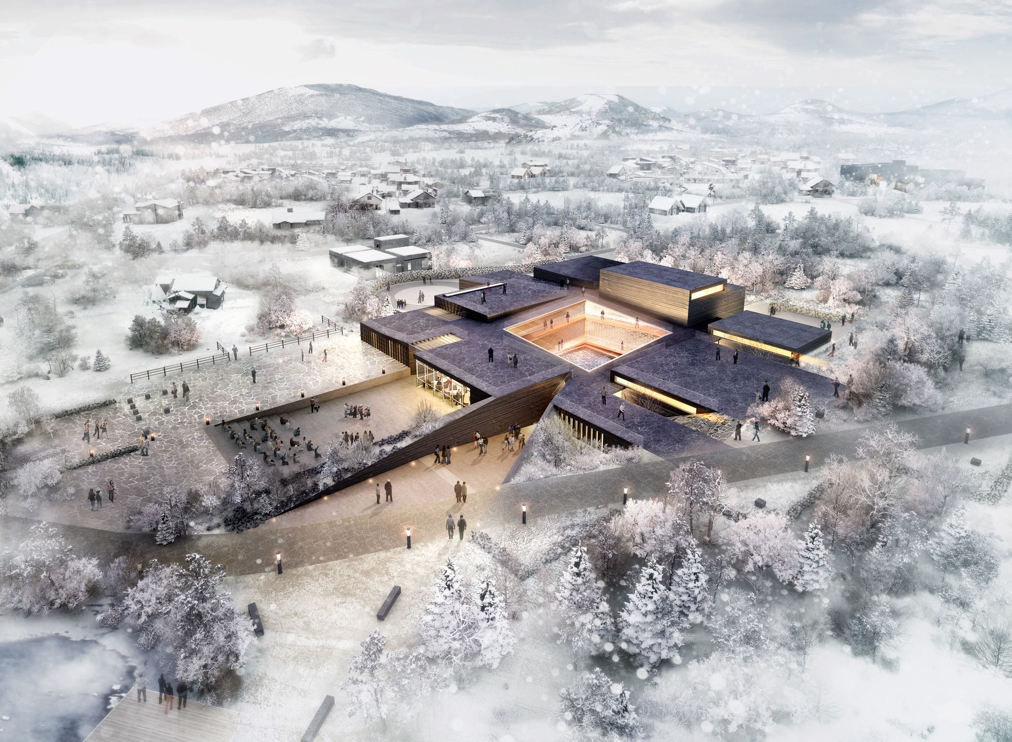 ArchiPlan vence competição para projetar o Kim Tschang-Yeul Art Museum