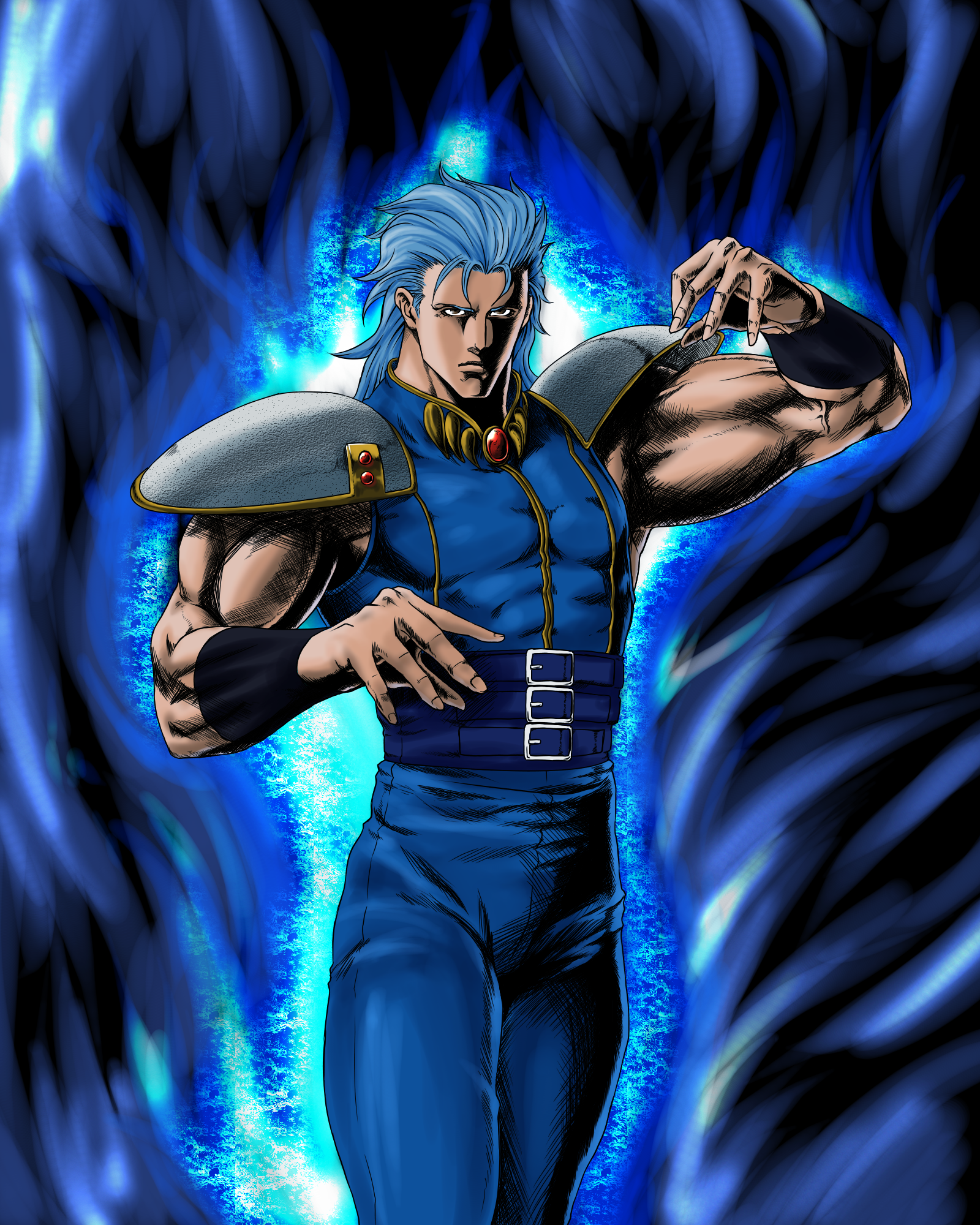 Pin By Jeff Hager On Hokuto No Ken Or Fist Of The North