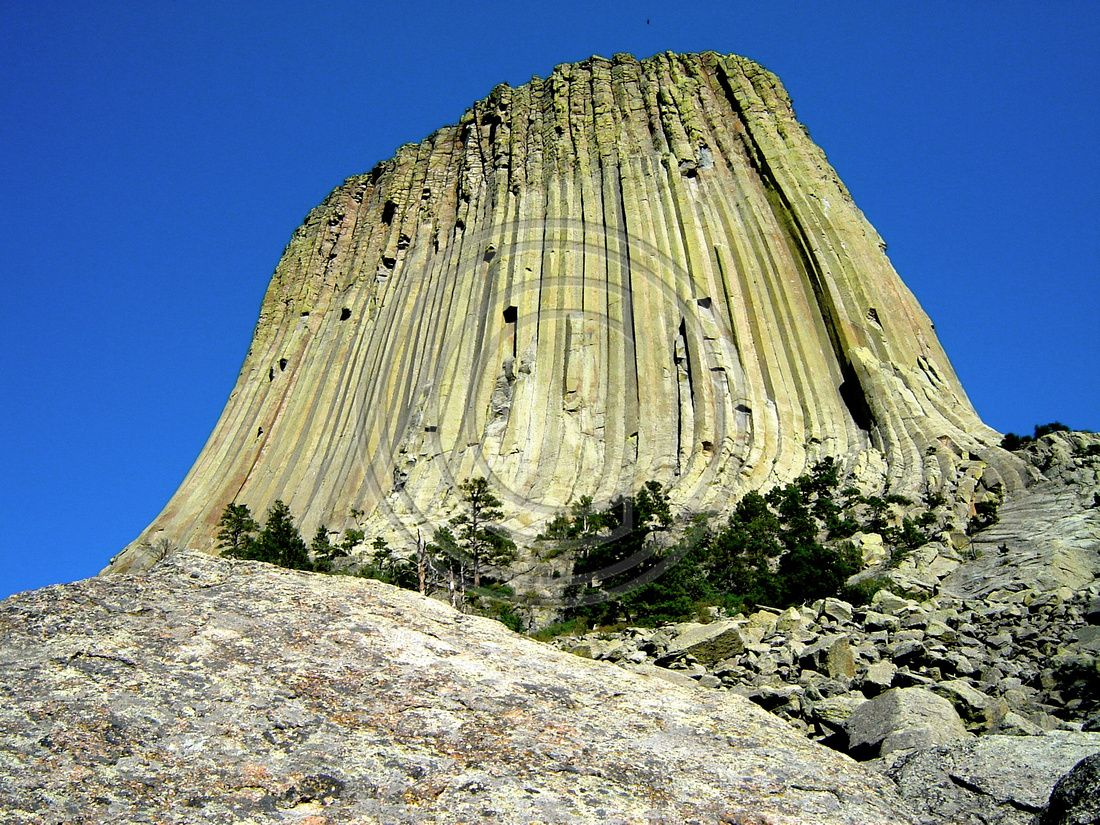 Devils Tower - Wyoming - This and thousands of other high quality royalty-free digital photos are available for download from Refocus Photography - www.refocusphotography.com! #stockphotography #photo #photography