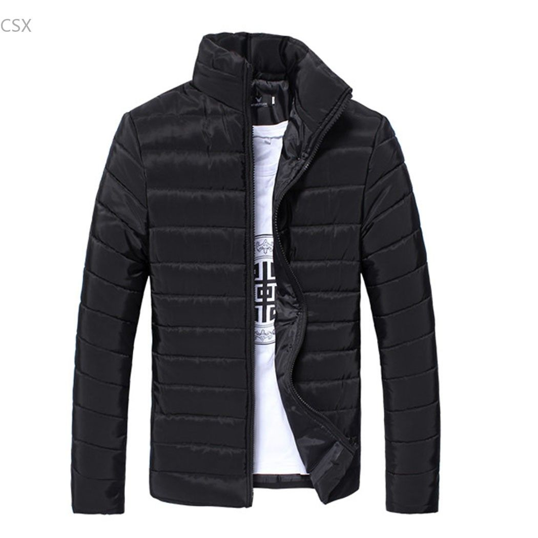 XQS Mens Hooded Zip-Up Western Plaid Casual Quilted Winter Autumn Outfits Tops