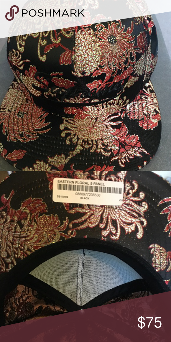 51899c71ddf Supreme eastern floral hat 5-panel Supreme eastern floral 5-panel hat.  Brand new. 100% authentic. Contact me if you interested Supreme Accessories  Hats
