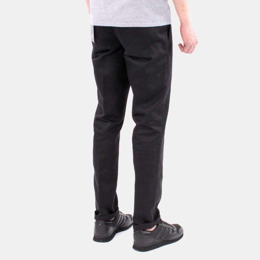 Dickies 872 Slim Fit Work Pants - Black | Mens fashion /casual ...