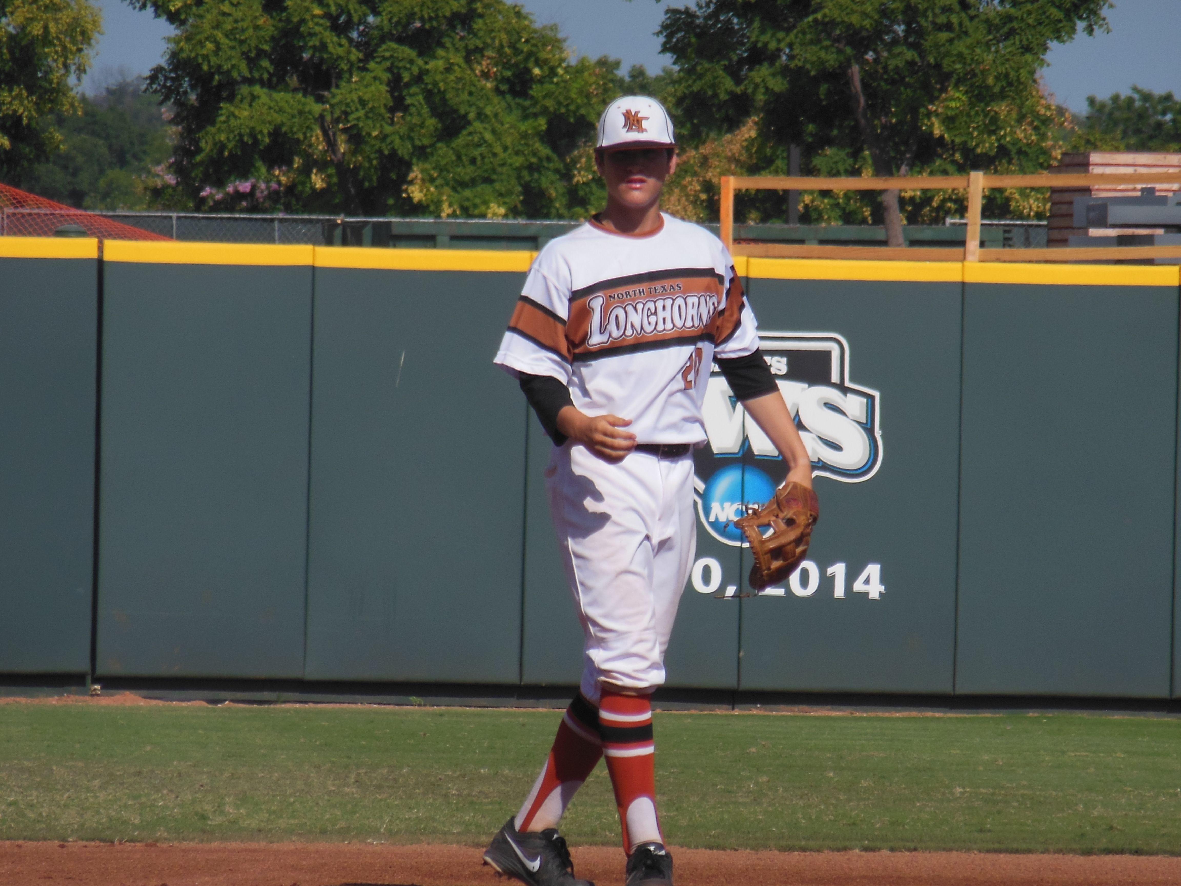 Noah Menchaca North Texas Longhorns Baseball Texas Longhorns Baseball Texas Longhorns My Boys