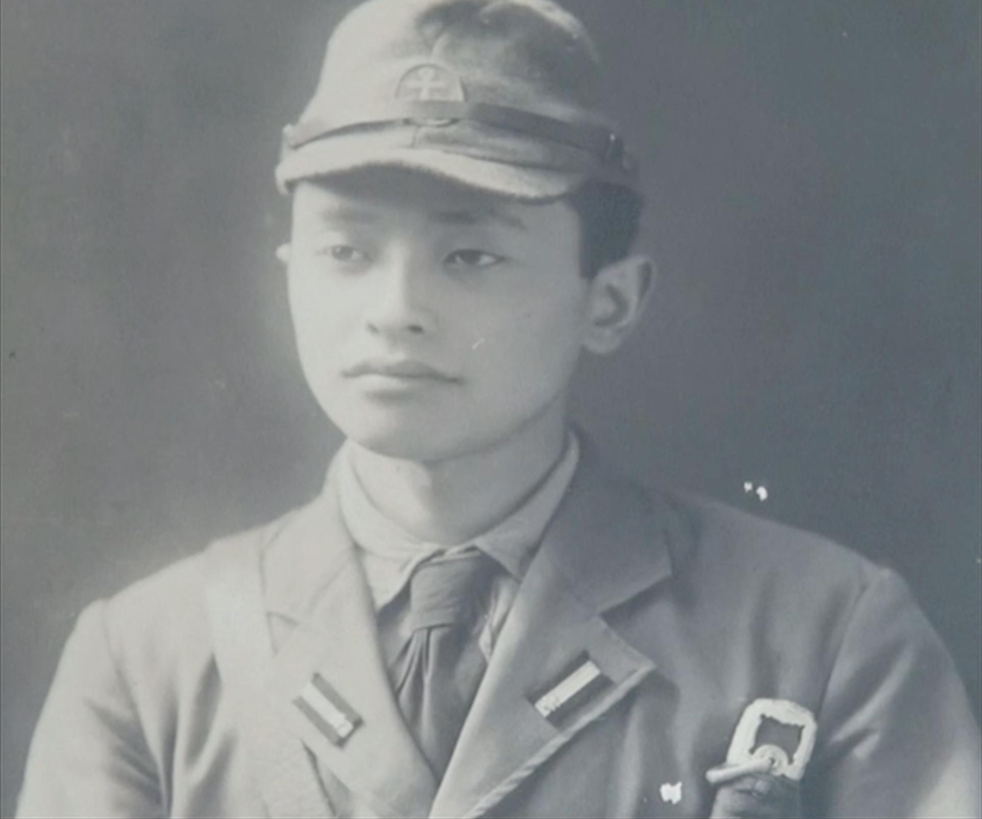 岩井忠熊さんは、昭和18年 京都...