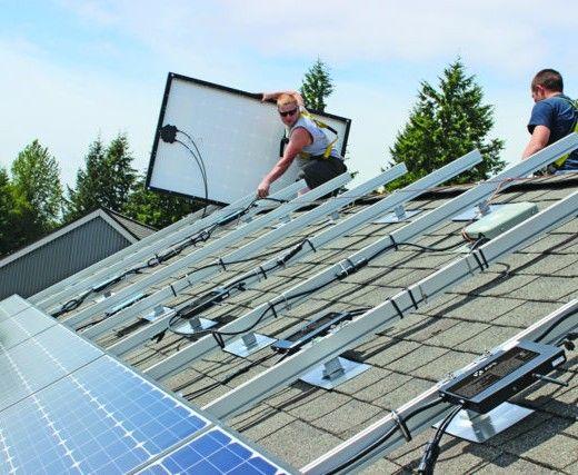 Solar Power Construction News In 2020 Solar Panels Solar Panel Installation Solar