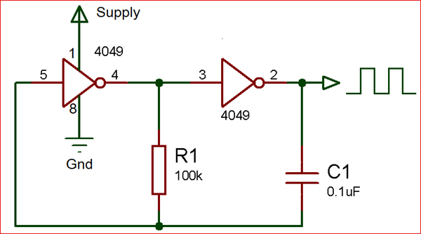 Excellent Circuit Using 4049 Hex Inverter Buffer Ic Circuits Electronics Wiring Digital Resources Arguphilshebarightsorg
