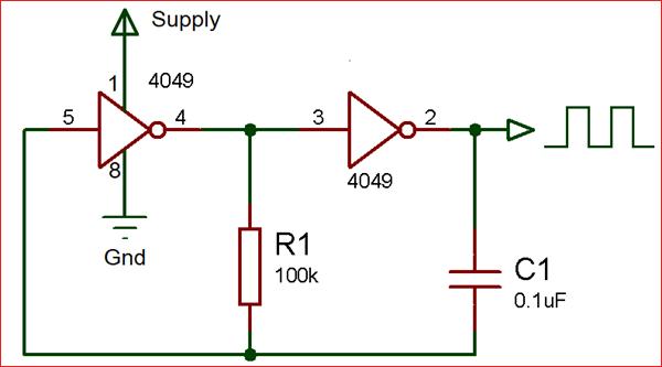 Brilliant Circuit Using 4049 Hex Inverter Buffer Ic Circuits Electronics Wiring Digital Resources Jebrpcompassionincorg