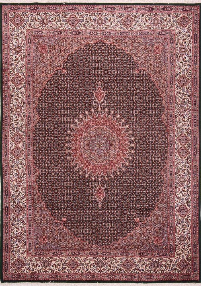 Tapis Moud Partir De Iran 342 X 245 Cm Lionel Mud Mood Rugs
