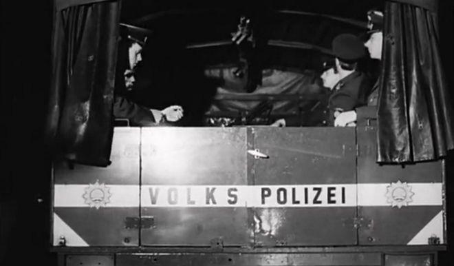 Berlin – Prenzlauer Berg: Begegnungen zwischen dem 1. Mai und 1. Juli 1990