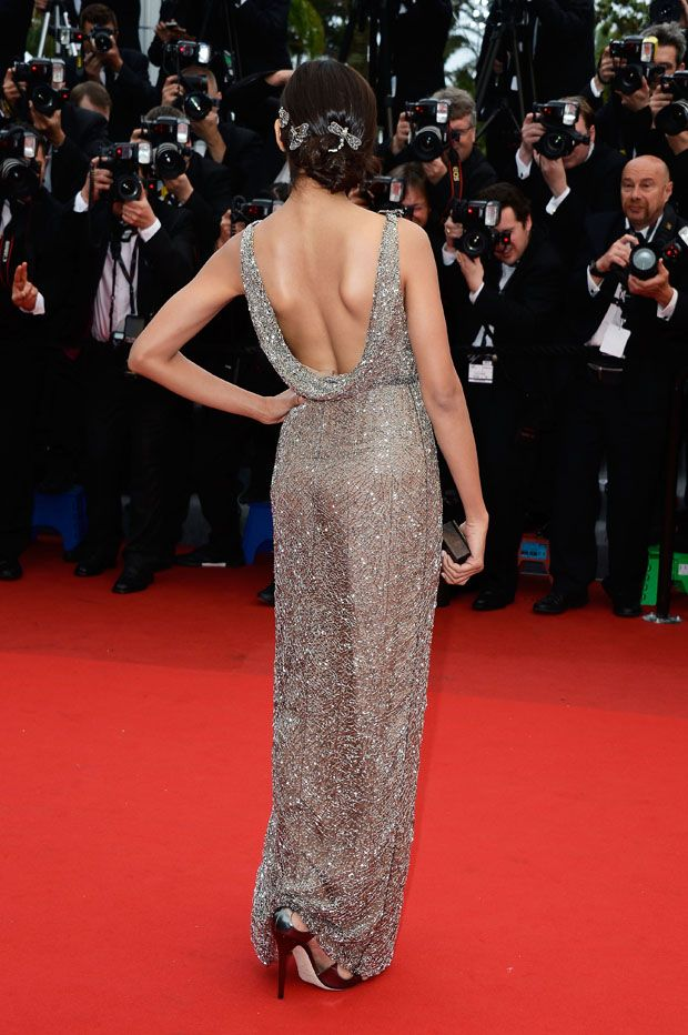 Freida Pinto - Jeune & Jolie' Cannes Film Festival Premiere