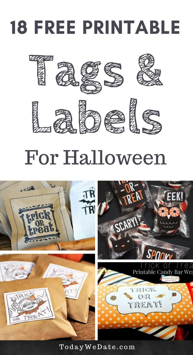 free halloween printables that are just awesome holidays