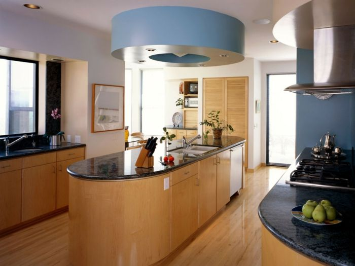 wandfarbe für küche auswählen – 70 ideen wie sie eine