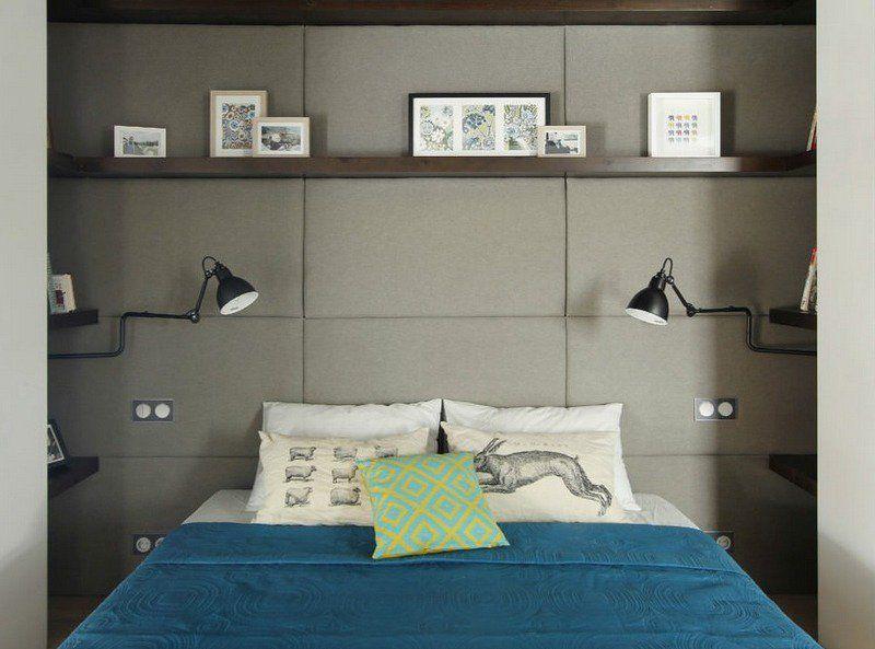 T te de lit avec rangement en 57 d es pour ranger et Organisation chambre adulte