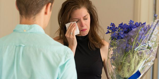 """Why did you stay?"" With just under half a millions Australian women reporting domestic abuse in one year, one woman shares how the lines between love and abuse became blurred in this revealingly honest interview...  #domesticviolence #relationships #UnimedLiving"