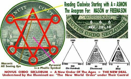 Did You Know Freemasons Evil Occult Have Their Own Occult Mark