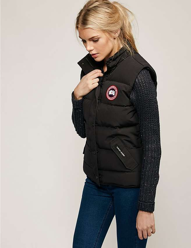Canada Goose Vest Uomini Freestyle Red