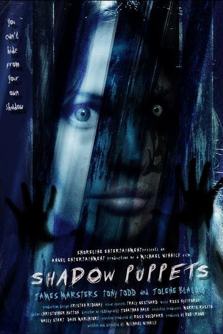 Golge Kuklalar - Shadow Puppets - 2007 - DVDRip Film Afis Movie Poster