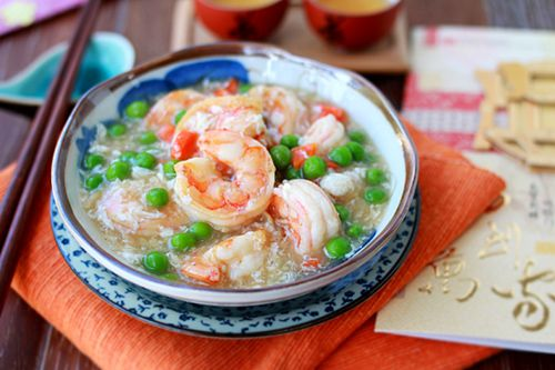 Shrimp with lobster sauce is a popular chinese recipe learn how to shrimp with lobster sauce is a popular chinese recipe learn how to make this easy forumfinder Choice Image