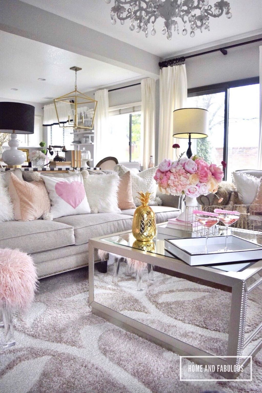 Nice 99 Living Room Decoration Ideas For Valentines Day. More at ...