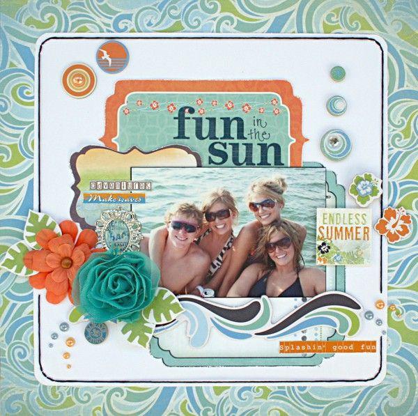 Fun in the Sun **Bo Bunny** by Robbielh1 @2peasinabucket