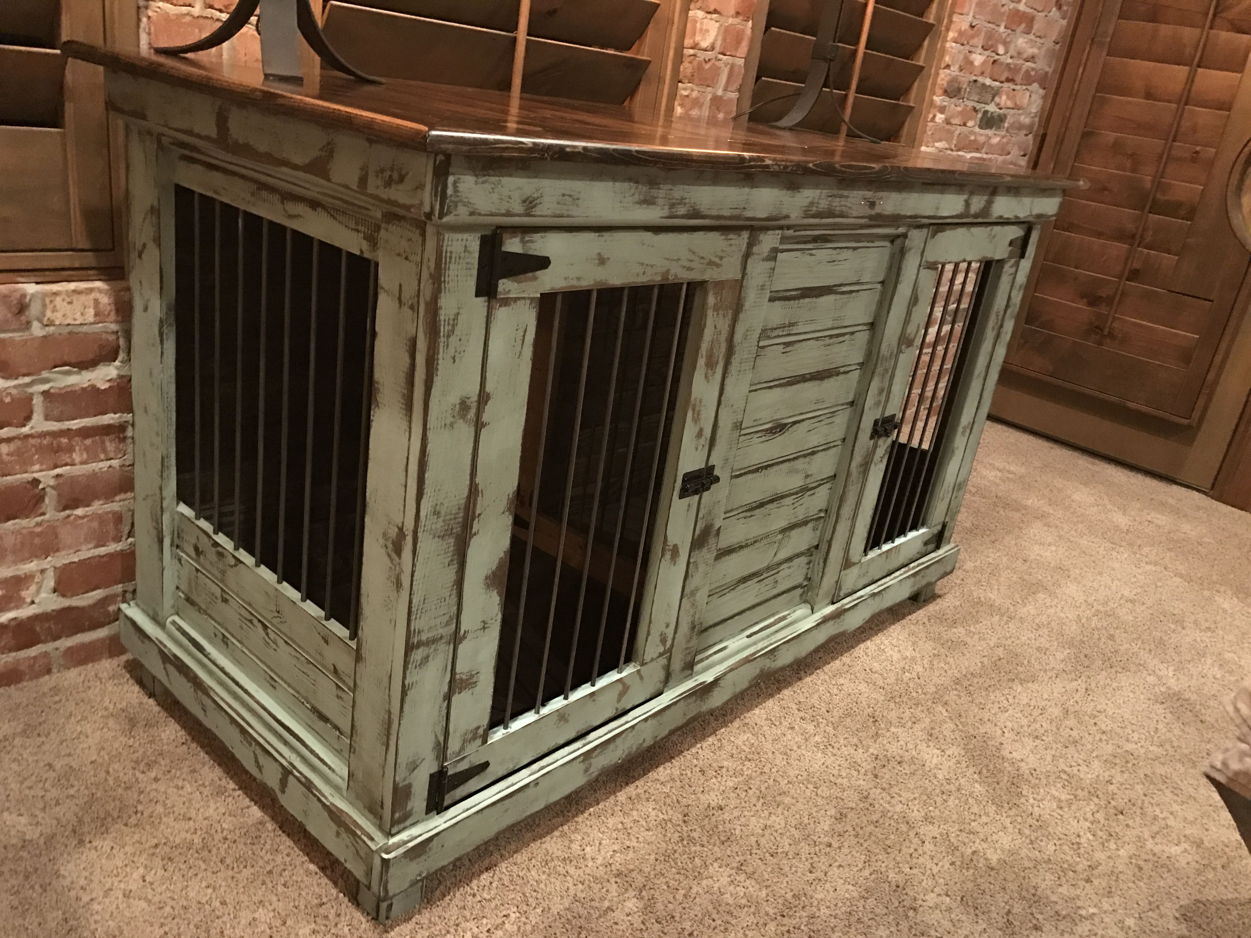 Designer Indoor Dog Kennels