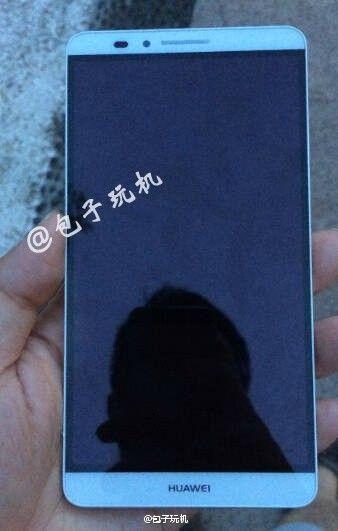 Mola: El Huawei Ascend Mate 7 no tendrá los bordes tan delgados como parece