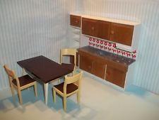 Ddr Küchenmöbel ~ Küchenmöbel für puppenstube puppenhaus möbel vero original ddr