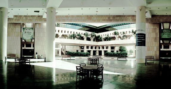 Atrium@ISB