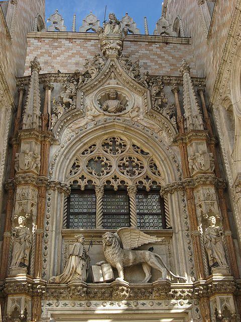 Palace Ducal, Piazza San Maro, Venice - Italy