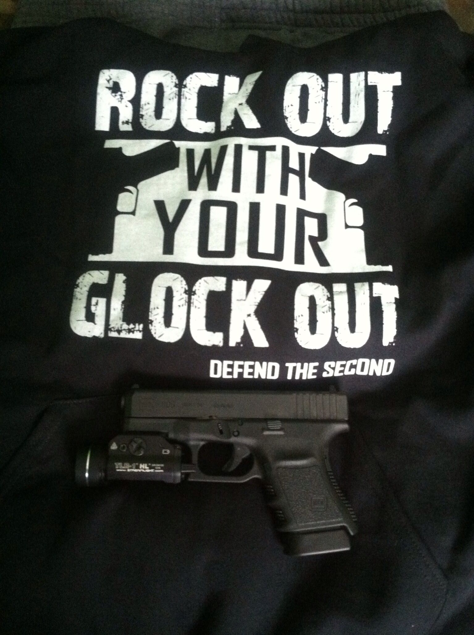 Free body piercing by glock  Rock out with your glock out  Guns  Pinterest  Guns