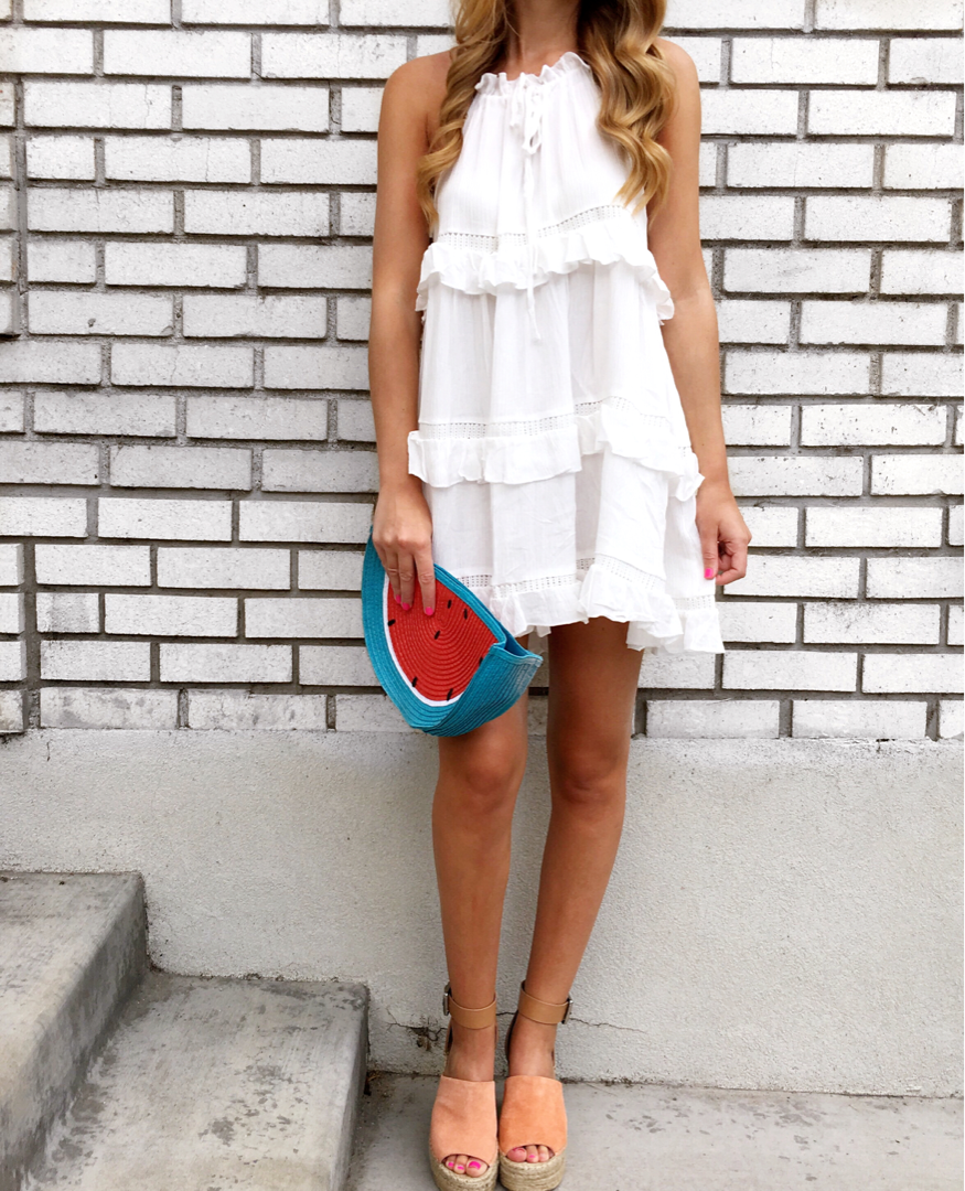 822e86bfd6b Pin by Emma on My kinda style | White dress, Espadrilles outfit, Fashion
