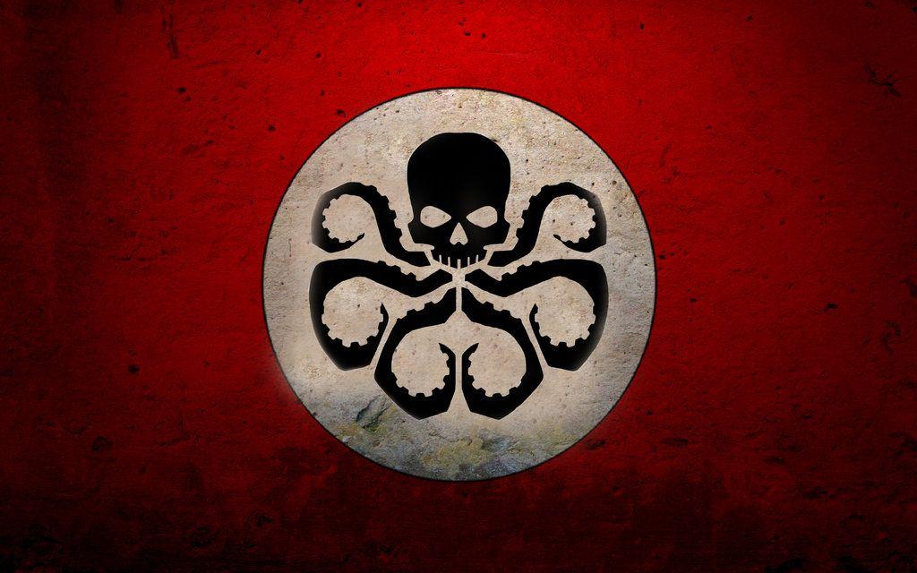 Browsing Wallpaper On Deviantart Hail Hydra Marvel Marvel Villains