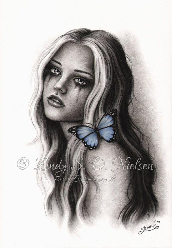 698233ba4cd7b Designs - Zindy Ink, Tattoo artist, Illustrator | Art [Femme ...