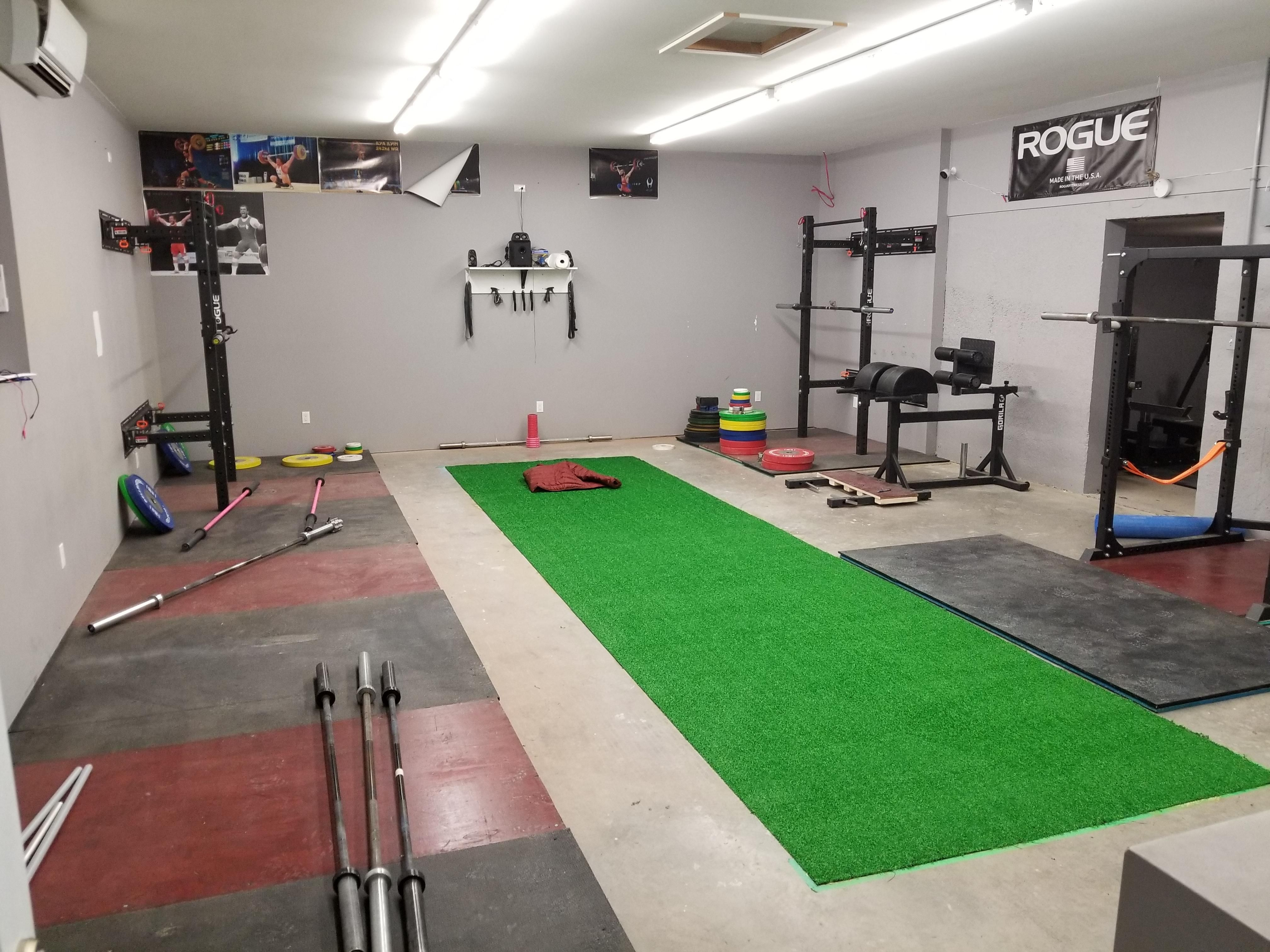 Garage gym colors garage gym flooring protect your equipment and
