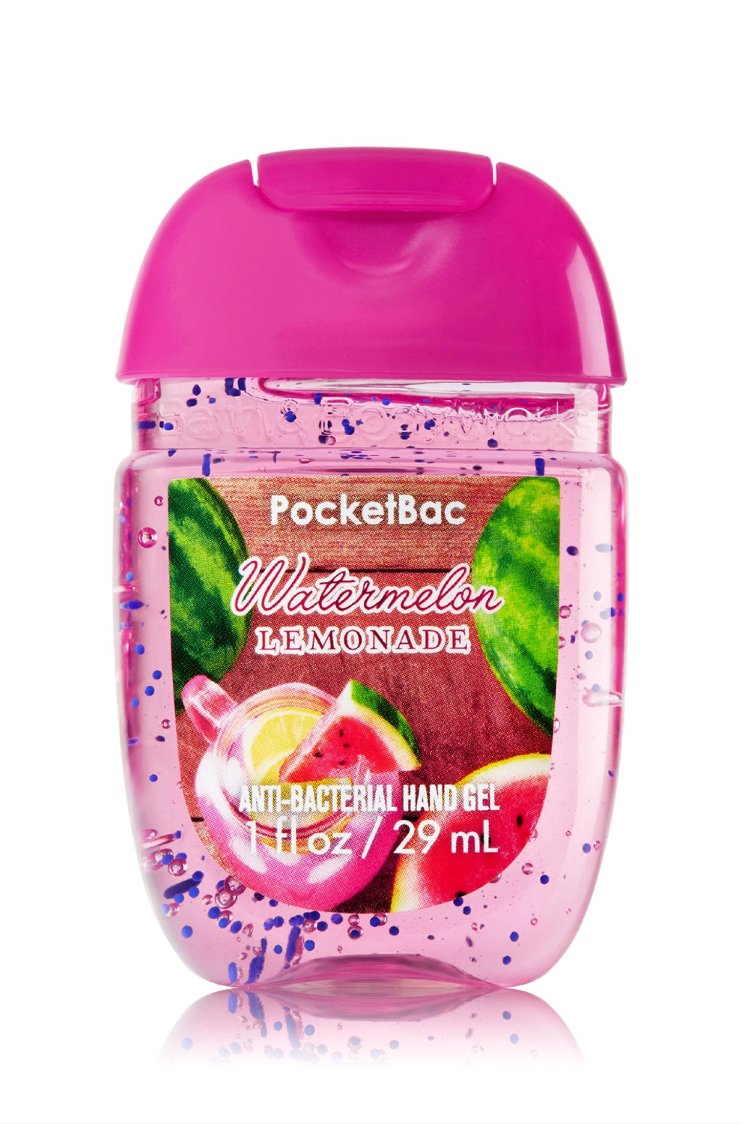 Watermelon Lemonade Pocketbac Sanitizing Hand Gel Soap Sanitizer