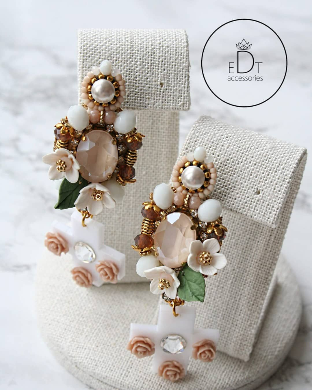 Earrings #earringsoftheday #handmadejewelry #handmade