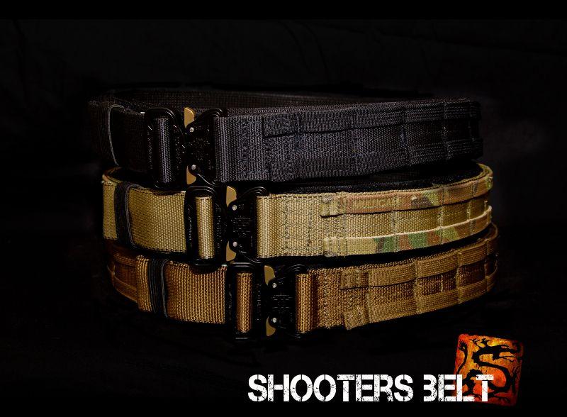 Ronin Tactics – Tactical Belt Series | Battle belts ...