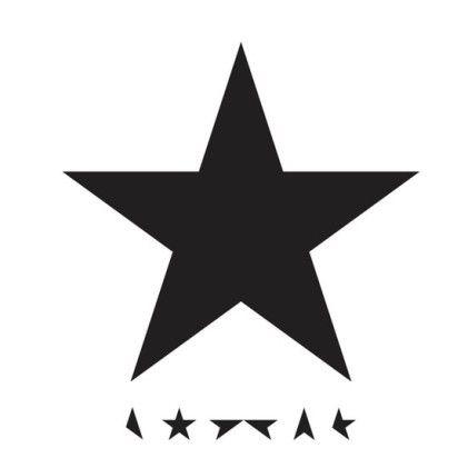 Blackstar Albumcover