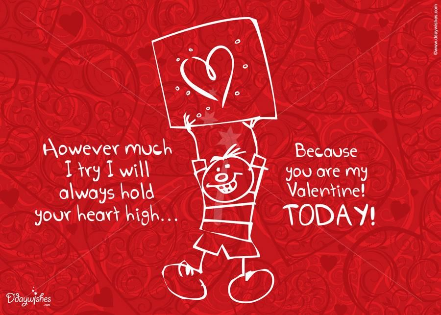 Funny Valentines day messages for him Funny valentines