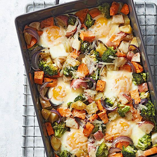 Vegetable Egg Breakfast Casserole: Delicious Casseroles As Easy As Store-Bought
