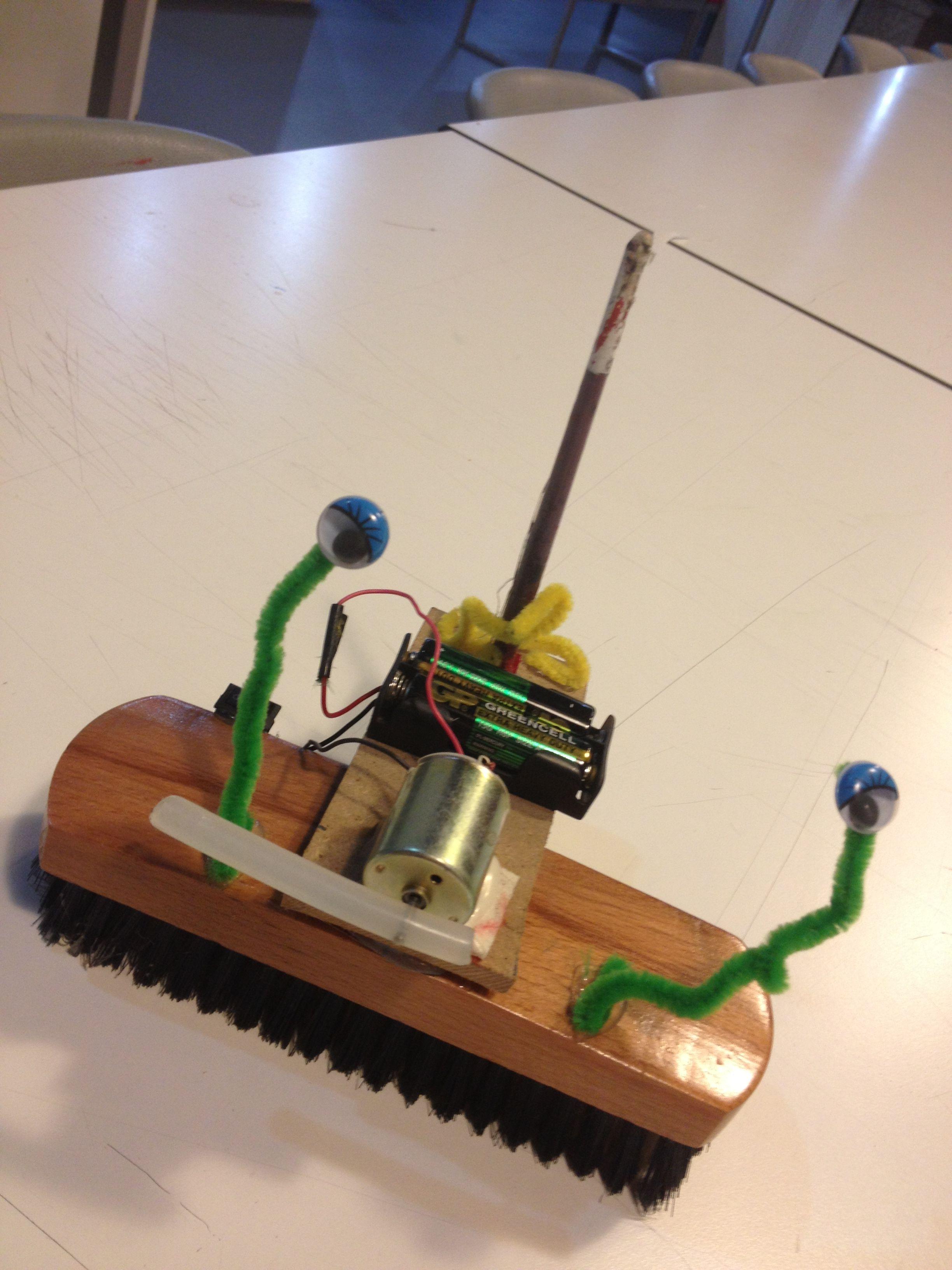 Fırça robot