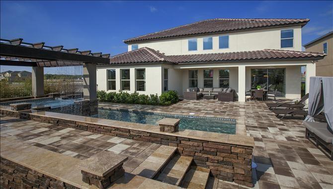 Washington Home Plan In Orchard Hills, Winter Garden, FL | Beazer Homes